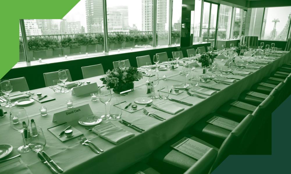 Executive Leadership Dinner
